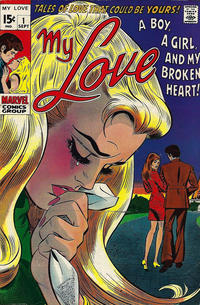 Cover Thumbnail for My Love (Marvel, 1969 series) #1