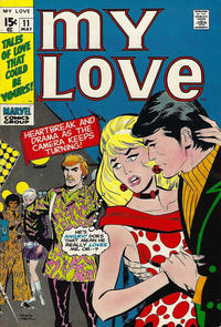 Cover Thumbnail for My Love (Marvel, 1969 series) #11