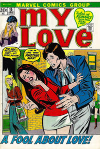 Cover Thumbnail for My Love (Marvel, 1969 series) #15