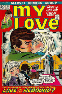 Cover Thumbnail for My Love (Marvel, 1969 series) #18