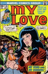 Cover Thumbnail for My Love (Marvel, 1969 series) #36