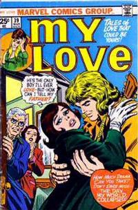 Cover Thumbnail for My Love (Marvel, 1969 series) #39