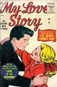 Cover Thumbnail for My Love Story (Marvel, 1956 series) #1
