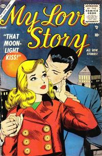 Cover Thumbnail for My Love Story (Marvel, 1956 series) #2