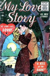 Cover Thumbnail for My Love Story (Marvel, 1956 series) #3