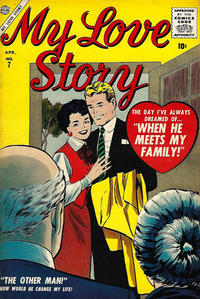 Cover Thumbnail for My Love Story (Marvel, 1956 series) #7