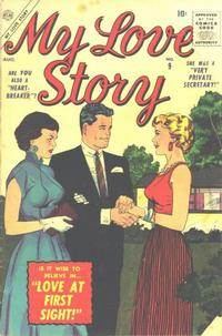 Cover Thumbnail for My Love Story (Marvel, 1956 series) #9