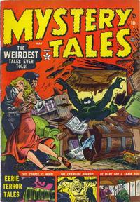 Cover Thumbnail for Mystery Tales (Marvel, 1952 series) #2