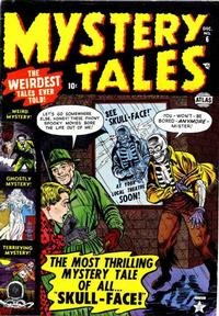 Cover Thumbnail for Mystery Tales (Marvel, 1952 series) #6