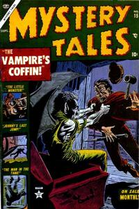 Cover Thumbnail for Mystery Tales (Marvel, 1952 series) #15