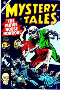 Cover Thumbnail for Mystery Tales (Marvel, 1952 series) #17