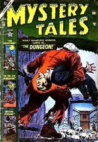 Cover Thumbnail for Mystery Tales (Marvel, 1952 series) #18