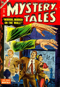 Cover Thumbnail for Mystery Tales (Marvel, 1952 series) #25