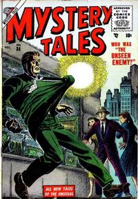 Cover Thumbnail for Mystery Tales (Marvel, 1952 series) #36
