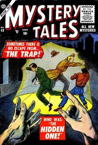 Cover Thumbnail for Mystery Tales (Marvel, 1952 series) #42