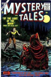 Cover Thumbnail for Mystery Tales (Marvel, 1952 series) #49