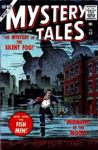 Cover Thumbnail for Mystery Tales (Marvel, 1952 series) #52