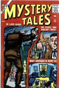Cover Thumbnail for Mystery Tales (Marvel, 1952 series) #53