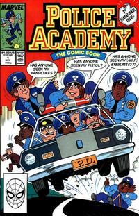 Cover Thumbnail for Police Academy (Marvel, 1989 series) #1