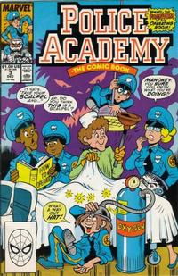 Cover Thumbnail for Police Academy (Marvel, 1989 series) #3
