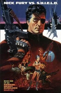 Cover Thumbnail for Nick Fury vs. S.H.I.E.L.D. (Marvel, 1988 series) #1