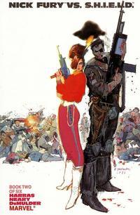 Cover Thumbnail for Nick Fury vs. S.H.I.E.L.D. (Marvel, 1988 series) #2