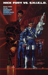 Cover Thumbnail for Nick Fury vs. S.H.I.E.L.D. (Marvel, 1988 series) #3