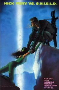 Cover Thumbnail for Nick Fury vs. S.H.I.E.L.D. (Marvel, 1988 series) #5