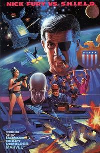 Cover Thumbnail for Nick Fury vs. S.H.I.E.L.D. (Marvel, 1988 series) #6