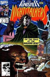 Cover Thumbnail for Nightstalkers (Marvel, 1992 series) #5 [Direct]