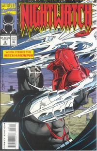 Cover Thumbnail for Nightwatch (Marvel, 1994 series) #3