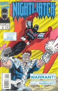 Cover Thumbnail for Nightwatch (Marvel, 1994 series) #4