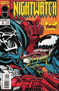 Cover Thumbnail for Nightwatch (Marvel, 1994 series) #5