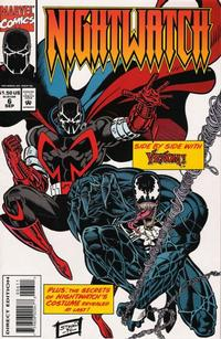 Cover Thumbnail for Nightwatch (Marvel, 1994 series) #6