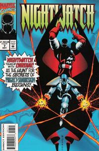 Cover Thumbnail for Nightwatch (Marvel, 1994 series) #7