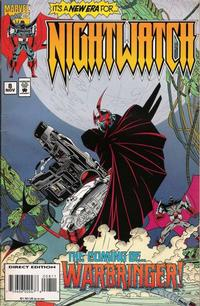 Cover Thumbnail for Nightwatch (Marvel, 1994 series) #8