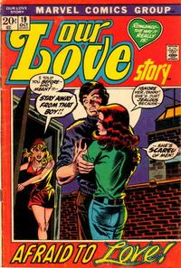 Cover Thumbnail for Our Love Story (Marvel, 1969 series) #19