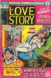 Cover Thumbnail for Our Love Story (Marvel, 1969 series) #29