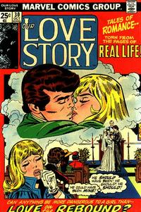 Cover Thumbnail for Our Love Story (Marvel, 1969 series) #30