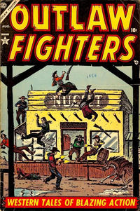 Cover Thumbnail for Outlaw Fighters (Marvel, 1954 series) #1