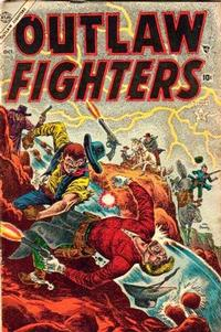 Cover Thumbnail for Outlaw Fighters (Marvel, 1954 series) #2