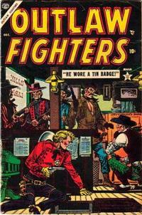 Cover Thumbnail for Outlaw Fighters (Marvel, 1954 series) #3
