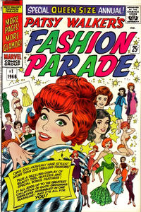 Cover Thumbnail for Patsy Walker's Fashion Parade (Marvel, 1966 series) #1