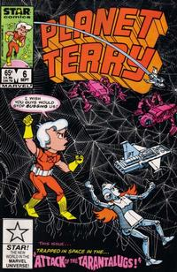 Cover Thumbnail for Planet Terry (Marvel, 1985 series) #6 [Direct]