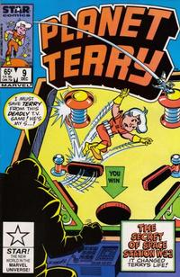Cover Thumbnail for Planet Terry (Marvel, 1985 series) #9 [Direct]
