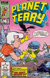 Cover Thumbnail for Planet Terry (Marvel, 1985 series) #10 [Direct]
