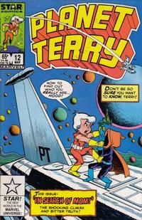 Cover Thumbnail for Planet Terry (Marvel, 1985 series) #12 [Direct]