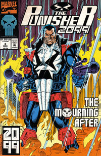 Cover Thumbnail for Punisher 2099 (Marvel, 1993 series) #2