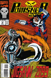 Cover Thumbnail for Punisher 2099 (Marvel, 1993 series) #10