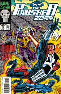 Cover Thumbnail for Punisher 2099 (Marvel, 1993 series) #12